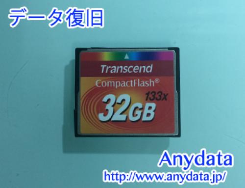 Transcend CFカード 32GB