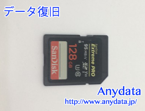 Sandisk SDカード 128gb(Model NO:SDSDXXG-128G-GN4IN)