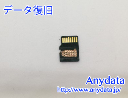 TOSHIBA MicroSDカード 8GB(Model NO:THN-M102K0080M2)