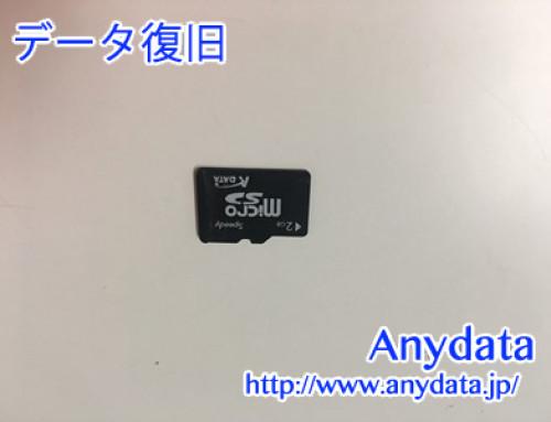 ADATA MicroSD 2gb(Model NO:不明)