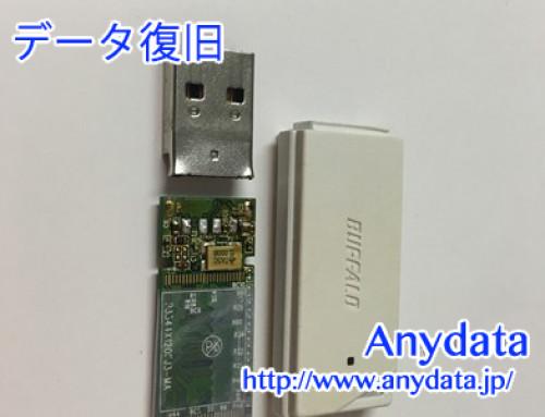 BUFFALO USBメモリー 16gb(Model NO:RUF2-KR16GA-WH)