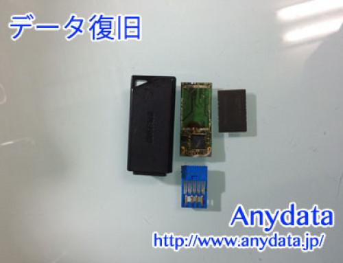 BUFFALO USBメモリー 16GB(Model NO:RUF2-KR8GA-BK)