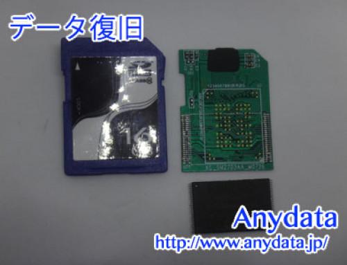 メーカ不明 SDメモリカード 16GB(Model NO:不明)