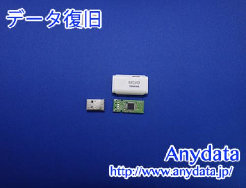 TOSHIBA USBメモリー 8GB(Model NO:TNU-A008G)