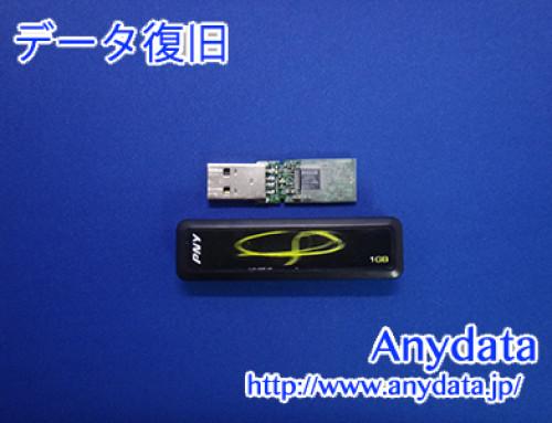 PNY USBメモリー 1GB(Model NO:不明)