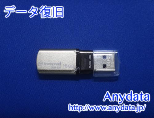 Transcend USBメモリー 16GB(Model NO:TS16GJF320K)