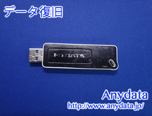 IODATA USBメモリー 16GB(Model NO:YUM-16G/KA)