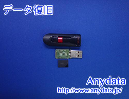 Sandisk USBメモリー 128GB(Model NO:SDCZ48-128G-JA57)