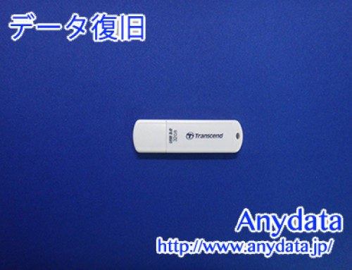 Transcend USBメモリー 32GB(Model NO:TS32GJF730)