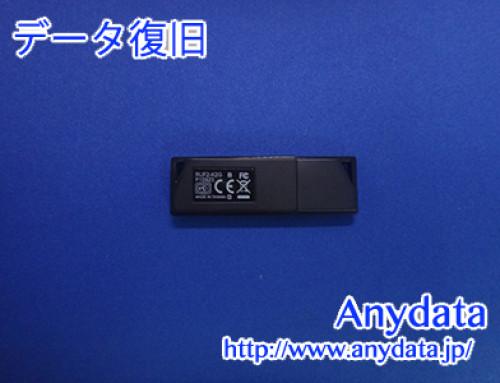 Buffalo USBメモリー 2GB(Model NO:RUF2-K2GE-BK)