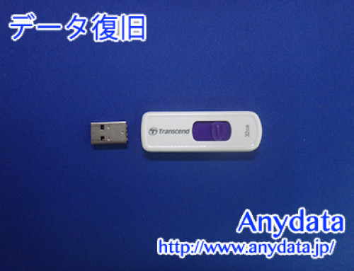 Transcend USBメモリー 32GB(Model NO:TS32GJF530)