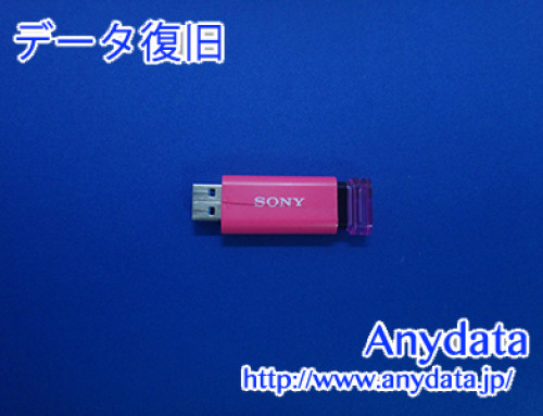 SONY USBメモリー 8GB(Model NO:USM8GTP)