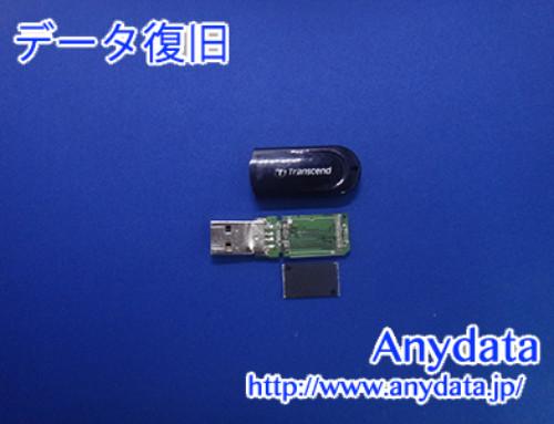 Transcend USBメモリー 16GB(Model NO:TS16GJF300)