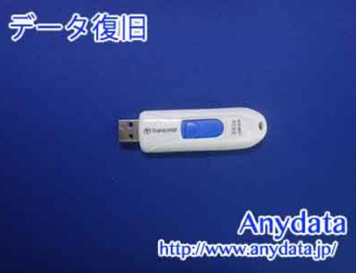 Transcend USBメモリー 64GB(Model NO:TS64GJF790W)