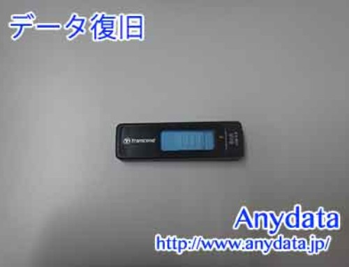 Transcend USBメモリー 8GB(Model NO:TS8GJF500)