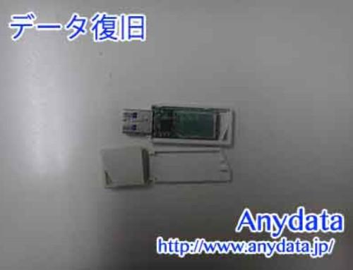 Buffalo USBメモリー 4GB(Model NO:RUF3-K4G-WH)