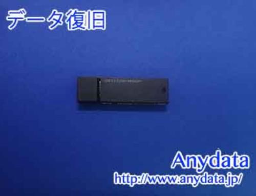 Buffalo USBメモリー 4GB(Model NO:RUF2‑E4G‑B)