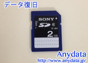 SONY SDカード