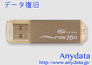 TEAM USBメモリー TG016GF108CX 16GB