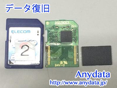ELECOM SDカード 2GB