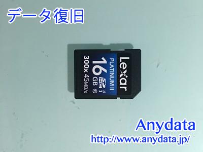 Laxer SDメモリー 16gb(Model NO:LSD16GBBJP300)