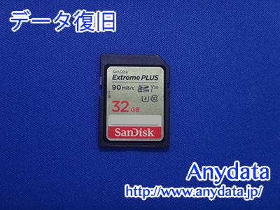 Sandisk SDメモリーカード 32GB(Model NO:SDSDUW3-032G-JNJIN)