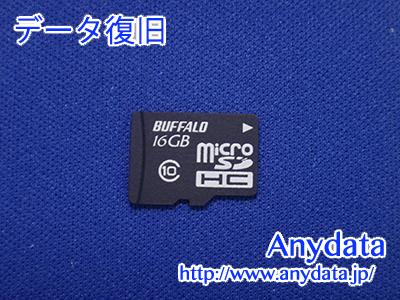 Buffalo MicroSDカード 16GB(Model NO:RMSD-016GU1SA/N)