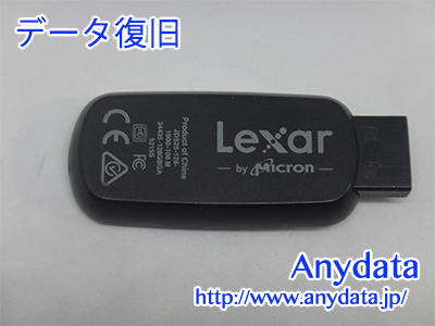 Laxer USBメモリー 128GB(Model NO:JDS25-128PBBKAMZ)