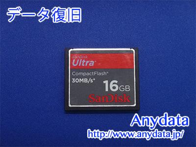 Sandisk CFカード 8GB(Model NO:SDCFH-016G-A11)