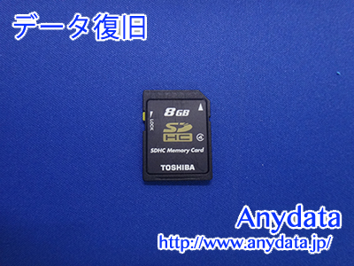 TOSHIBA SDメモリーカード 16GB(Model NO:SD-L016G4)
