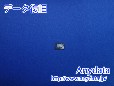HIDISK MicroSDカード 8GB(Model NO:不明)