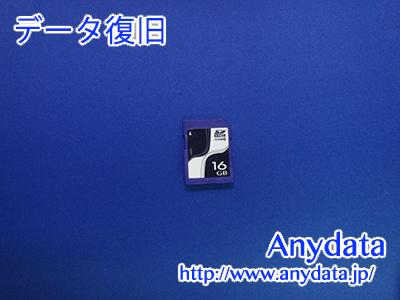 メーカ不明 SDメモリーカード 16GB(Model NO:RUF2KEBK)