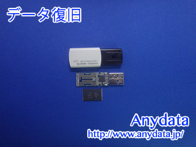 SUPERTALENT USBメモリー 8GB(Model NO:ST3U8NST1)