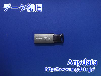 TOSHIBA USBメモリー 32GB(Model NO:UKA-3A032GK)