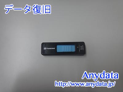 Transcend USBメモリー 8GB(Model NO:TS8GJF500E)