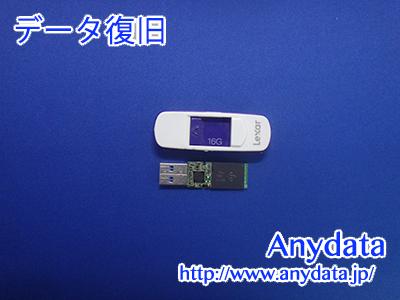 Laxer USBメモリー 16GB(Model NO:LJDS75-16GABAP)