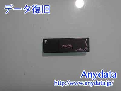 Buffalo USBメモリー 2GB(Model NO:RUF2-KW2GL-BK)