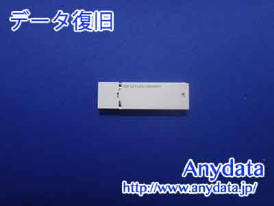 ELECOM USBメモリー 8GB(Model NO:MF-MSU3A08GWH)