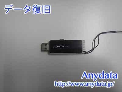 ADATA USBメモリー 8GB(Model NO:AC802-8G-RBK)