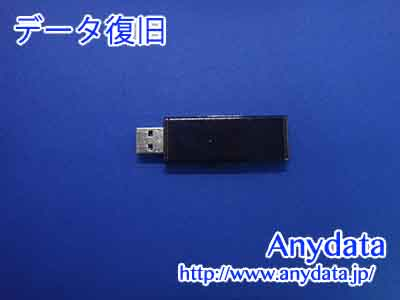 Buffalo USBメモリー 64GB(Model NO:RUF3-JM64GS-BK)