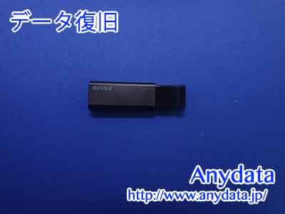 Buffalo USBメモリー 64GB(Model NO:RUF3-KS64GA-BK/N)