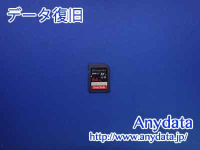Sandisk SDカード 64GB(Model NO:SDXXY-064G)